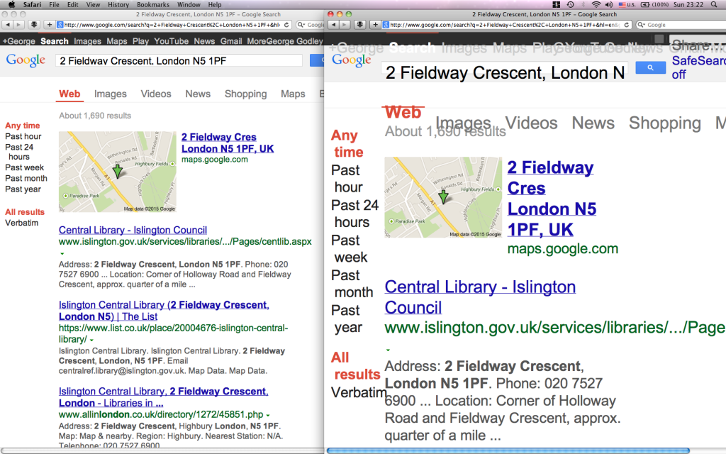 2 fieldway crescent, N51PF Screen shot 2015-02-08 at 23.22.27
