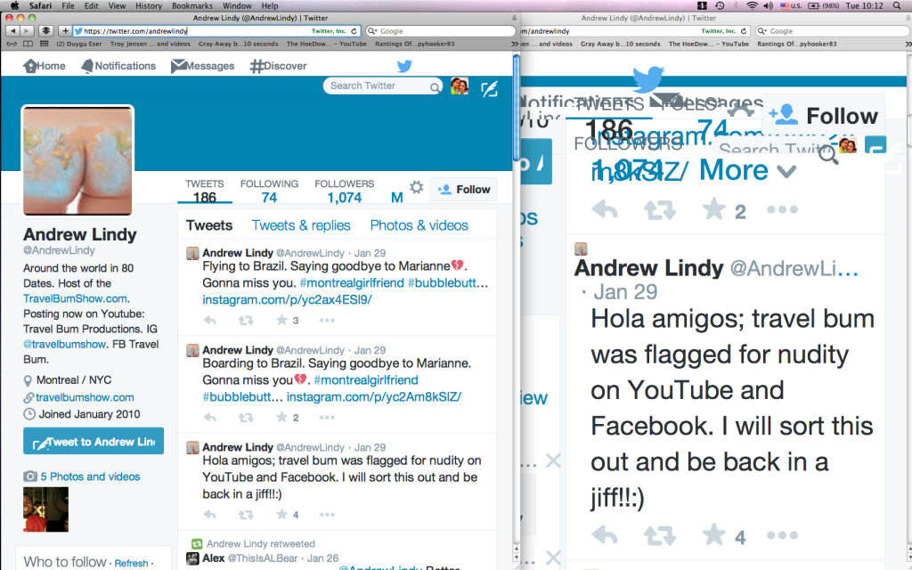 andy travelbum lindy flag tweet Screen shot 2015-02-03 at 10.12.16