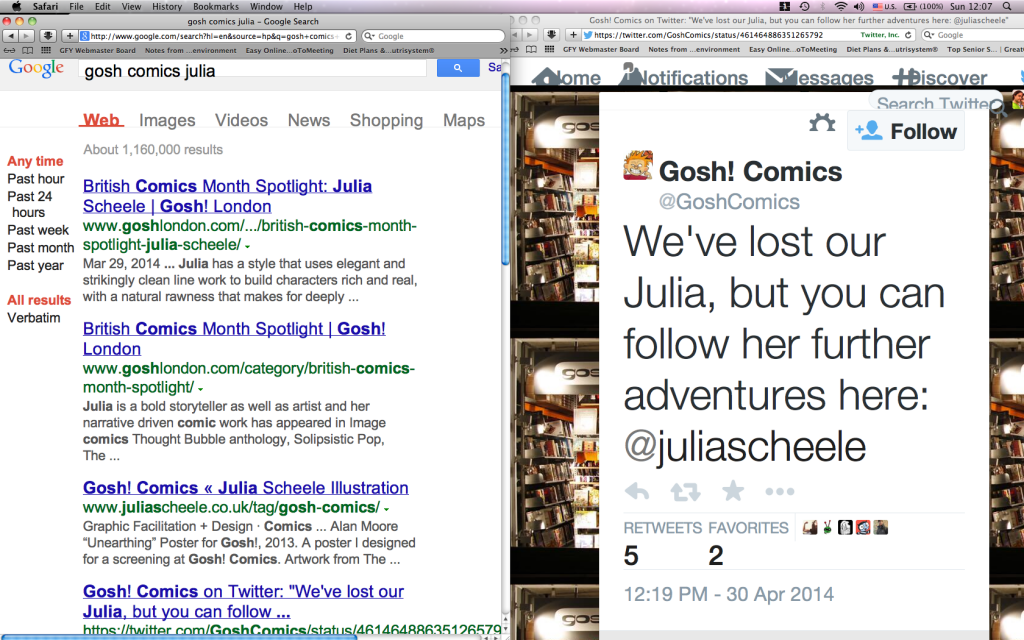 julia scheele gosh comics twatter Screen shot 2015-02-08 at 12.07.53