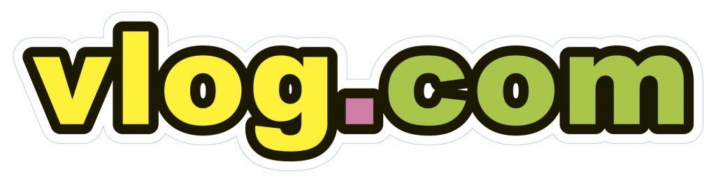 vlog.com new Sticker 170mm