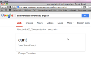 con = cunt french translation Screen shot 2014-06-26 at 16.47.38