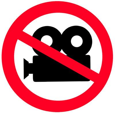 No video images 73